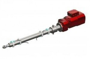 ADE Werk linear actuator