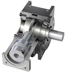 DynaGear right angled gearhead