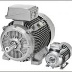 Standard IEC motors
