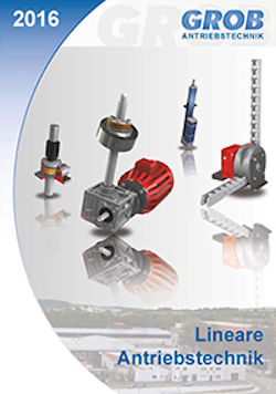 Complete catalogue GROB products