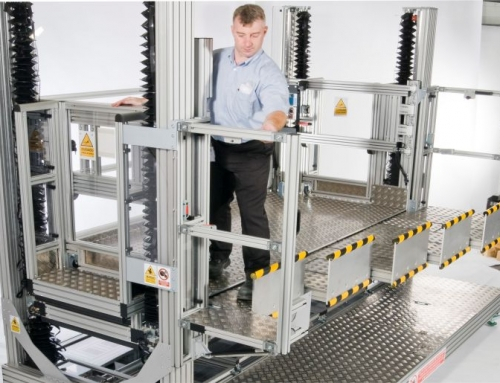Bosch Rexroth Reach New Heights