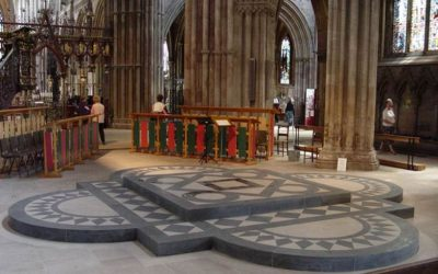 Screw Jack Application- Raising Cathedral Floor