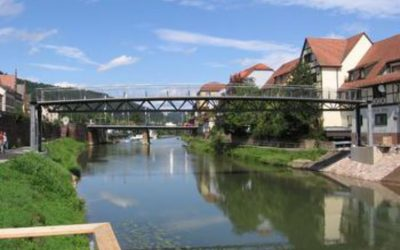 Screw Jack Application- Elavating Bridge Defeats the Flood