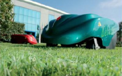 The perfect lawn in time for summer with Drive Lines and IMS Gear