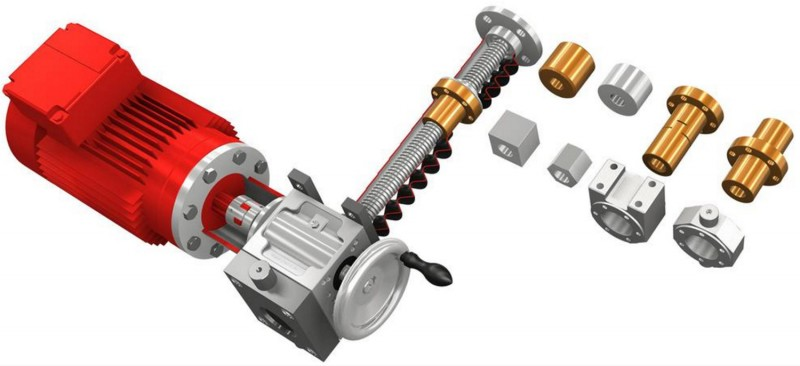 Precision power transmission component specification