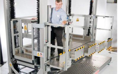 Bosch Rexroth Reach New Heights