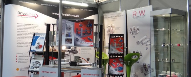 Drive Lines launches new website at Drives and Controls 2016