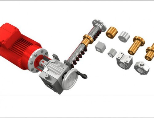 How to specify simple, reliable and adaptable screw jacks