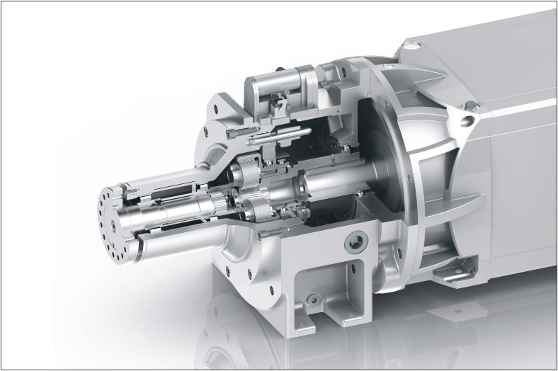 Two-speed gearboxes bring flexibility to machine tools