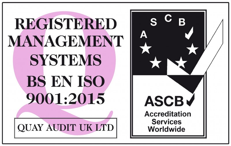 Drive Lines Technologies gains ISO9001:2015 Certification