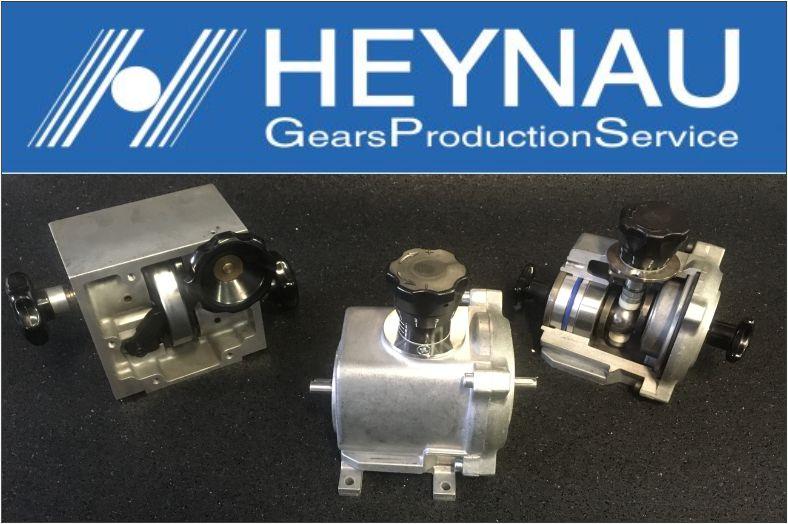 Heynau GPS announces Drive Lines as UK distribution agents