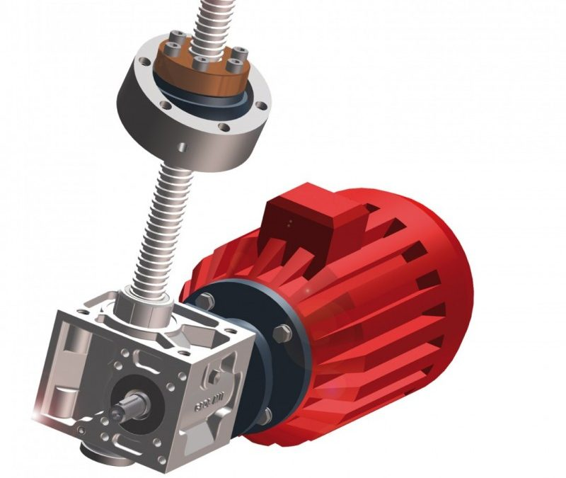 Linear motion transmission engineering gets straight to the point