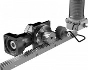 Drive System solutions for rack and pinion applications
