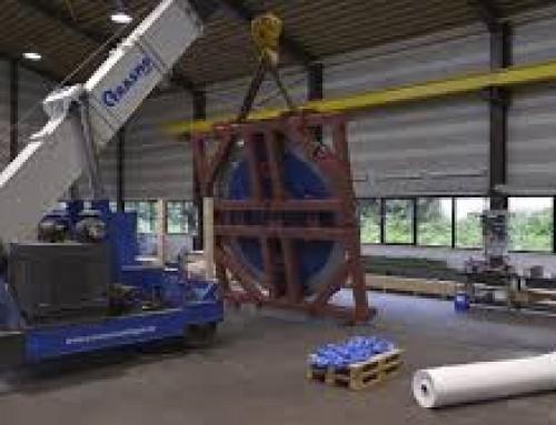 World's biggest mechanical torque limiter