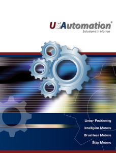 Cover image for the actuator catalogue