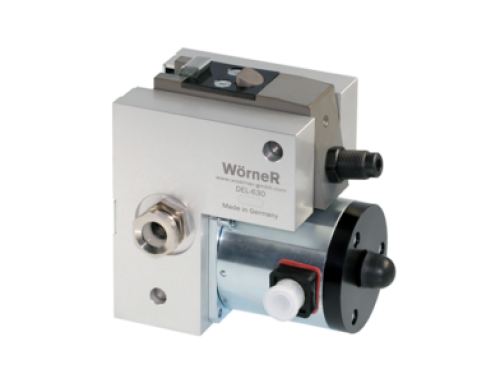 Compact Wörner Electrical Stops.
