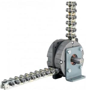 Linear chain Grob
