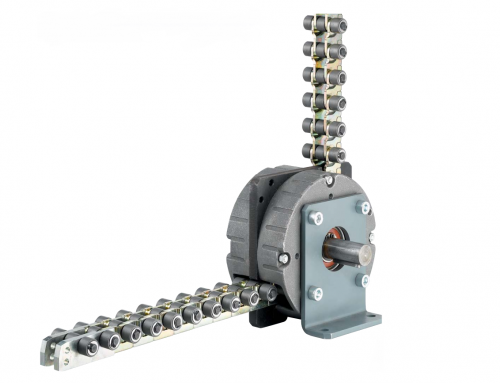 Linear Chain from Grob