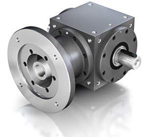 A geared motor