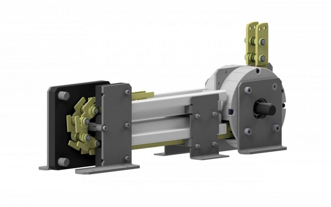Grob Linear Chain in action