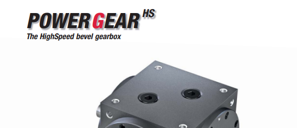 New Power Gear HS catalogue with expanded range