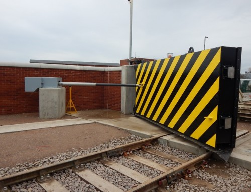 Video showcasing the Mitre Gates for Ipswich flood defence