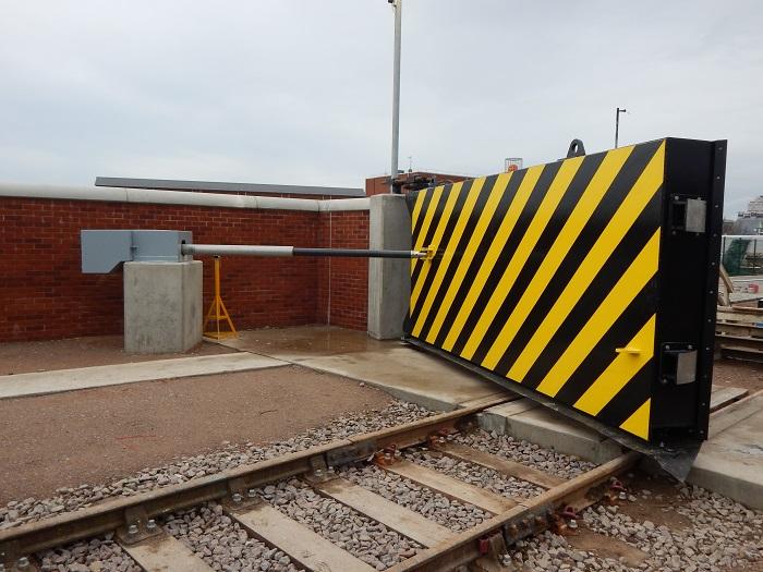 Case Study: Ipswich Flood Defence – Mitre Gates