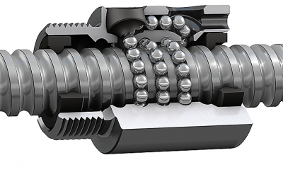 What's the difference between a ball screw and a lead screw?