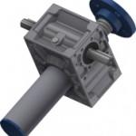 CAD models Grob Cubic Screw Jacks